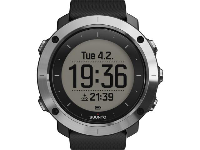 Suunto Traverse Relojes para exteriores con GPS, black